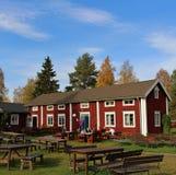 Под открытым небом музей Hägnan Стоковое Изображение RF