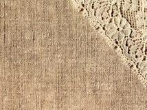 полотно шнурка Стоковая Фотография RF