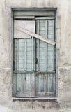 Подпиранная дверь Стоковые Фотографии RF