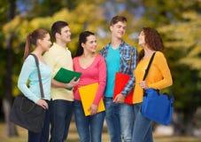 подростки группы ся Стоковое фото RF