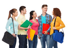 подростки группы ся Стоковая Фотография RF
