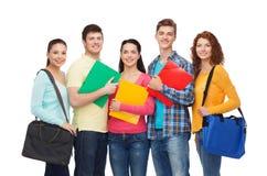 подростки группы ся Стоковое Изображение