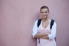 Подростковый студент Стоковое Фото