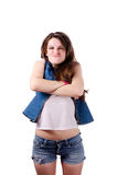 подросток проблемы Стоковые Фотографии RF