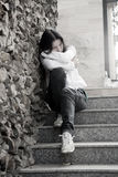 подросток проблем Стоковое Изображение RF