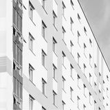 Подсказка современного здания Стоковая Фотография