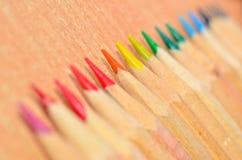 Подсказки карандаша Стоковые Фотографии RF