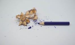 Подсказки Crayon Стоковое фото RF