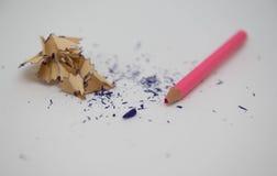 Подсказки Crayon Стоковые Фотографии RF