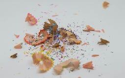 Подсказки Crayon Стоковое Фото
