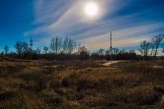 Под солнцем Стоковая Фотография RF