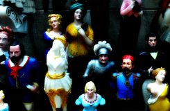 Подставные лица Sark Cutty Стоковое Фото