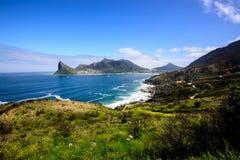 Полуостров накидки Южной Африки Стоковые Изображения
