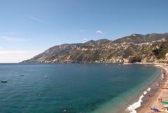 Полуостров побережья Амальфи Стоковое фото RF