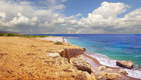 Полуостров Akamas Кипр стоковая фотография rf