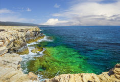 Полуостров Akamas Кипр стоковые изображения rf