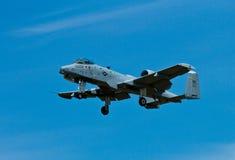 A10 получая готовый приземлиться Стоковое Изображение RF