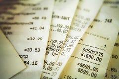 Получение наличных денег порожные деньги Стоковая Фотография RF