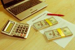 Получите дело Grant Ссуды деловому предприятию и дары Стоковые Изображения RF