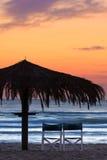 Получите каникулы вы заслуживаете Стоковое Изображение RF