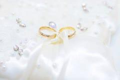 подушка партии воздушного шара предпосылки звенит венчание Стоковая Фотография