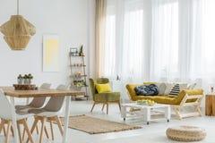 подушка стула стоковая фотография