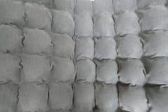 Подушки в спальне для релаксации Стоковая Фотография RF