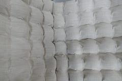 Подушки в спальне для релаксации Стоковая Фотография