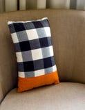Подушки на кровати Стоковая Фотография RF