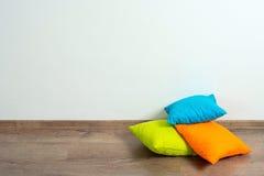 Подушки на поле Стоковая Фотография