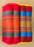 Подушки, handmade в Таиланде Стоковая Фотография
