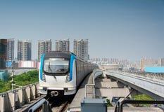 Подход к метро Стоковая Фотография RF