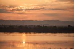 Подъемы Солнця стоковая фотография rf