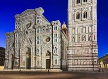 Подъем конца Duomo Флоренса Стоковое фото RF