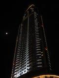 Подъем неба к ноча стоковая фотография rf