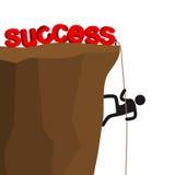 Подъем для успеха Стоковые Изображения