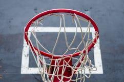 польза баскетбола корзины предпосылки Стоковое Изображение RF