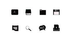 Польза инструмента значка Стоковые Фотографии RF