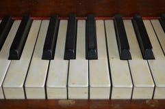 пользует ключом рояль Стоковые Фотографии RF