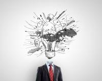 польностью головные идеи бесплатная иллюстрация