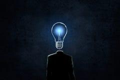 польностью головные идеи стоковые изображения