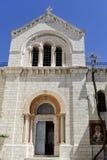 Польская католическая молельня, Иерусалим. стоковое изображение