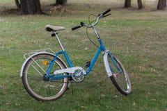 Польский велосипед сделанный в 1992 Стоковые Фото