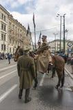 Польский День независимости Стоковая Фотография