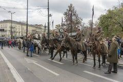 Польский День независимости Стоковая Фотография RF