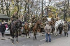 Польский День независимости Стоковые Изображения