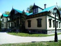 Польский лоток поместья Стоковое Изображение