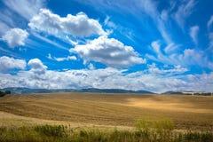 Польское небо Стоковые Изображения