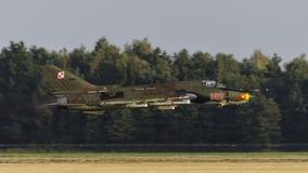 Польское Sukhoi Стоковые Изображения