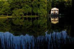 Польша, парк в Arkadia Стоковые Изображения RF
